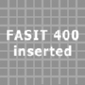 FASIT 400 inserted